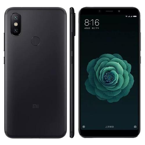 celular xiaomi mi a2 64gb 4gb ram lacrado + capa
