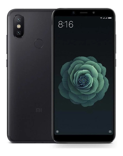 celular xiaomi mi a2 64gb 4ram global 12+20mpx android 8