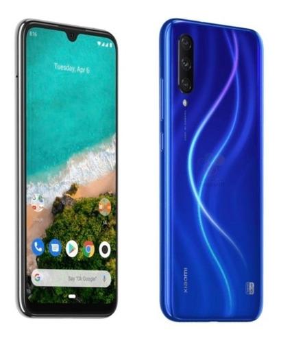 celular xiaomi mi a3  color azul holograma
