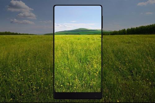 celular xiaomi mi mix 256gb 6gb 6.4p 4g lte - stock tienda
