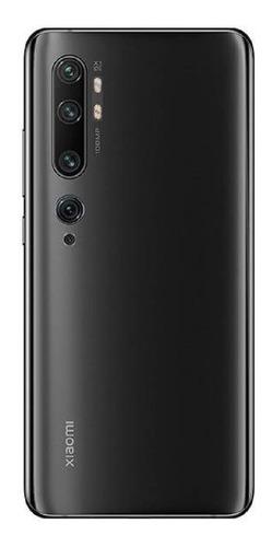 celular xiaomi mi note 10 pro /256gb/108mp/8ram/  + forro
