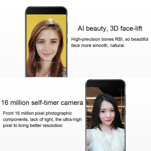 Celular Xiaomi Mi Note 3 6gb Ram + 128gb Rom