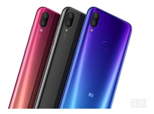 celular xiaomi mi play 4 64 gb octa core para personal full