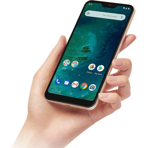 celular xiaomi mia2 lite 64 gb 4 gb ram con huella liberado