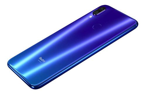 celular xiaomi note 7 azul