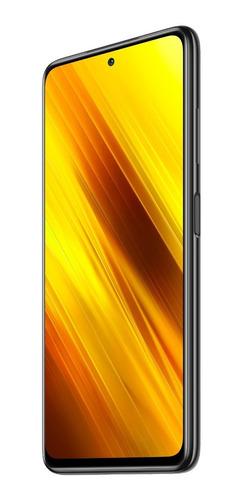 celular xiaomi poco x3 nfc 64gb gris +  mi band 4 xiaomi