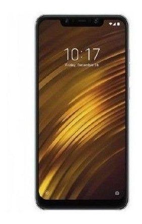 celular xiaomi pocophone f1 6gb ram 64gb 4g dual sim black