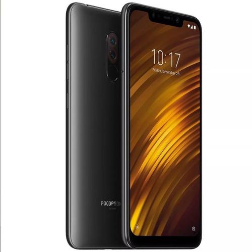 celular xiaomi pocophone f1 6gb rom global 64gb+capa+pelicul