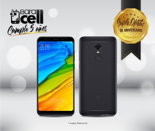 celular xiaomi redmi 5 plus 3ram 32gb nuevos