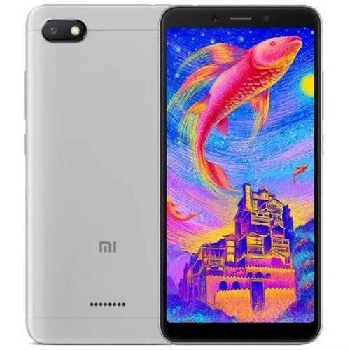celular xiaomi redmi 6a 16gb cinza tela 5.4