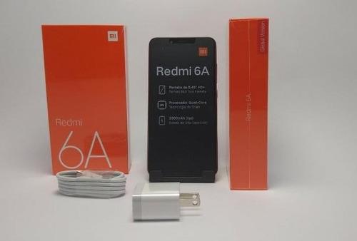 celular xiaomi redmi 6a 16gb mem 2gb ram 5.45 lançamento