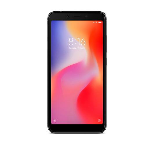 celular xiaomi redmi 6a 16gb preto tela 5.4