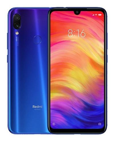 celular xiaomi redmi 7 octacore 64gb ram3gb dualsim4g azul