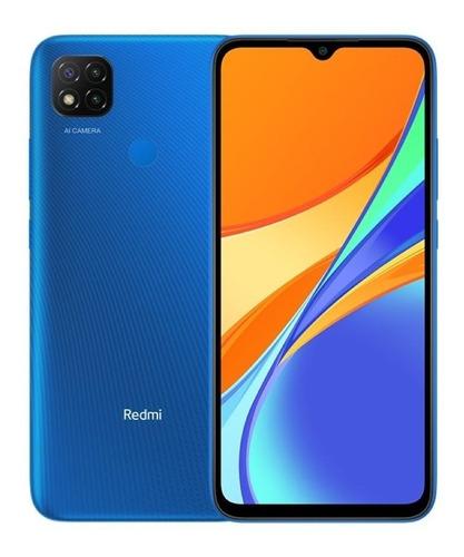 celular xiaomi redmi 9c 32gb azul