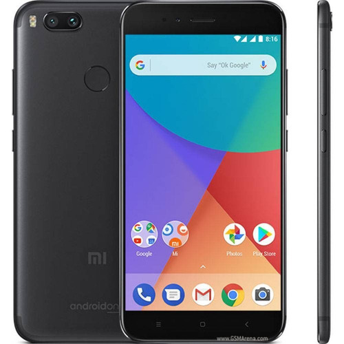 celular xiaomi redmi mi a1 4g dual 64gb 4gb ram + capa + nf