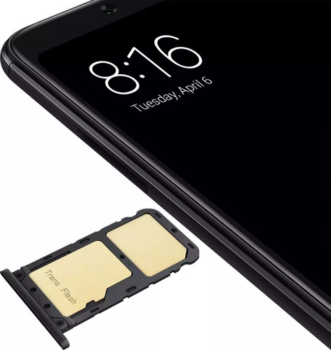 celular xiaomi redmi note 5 4gb 64gb 5.99+ capa pelicula gel