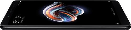 celular xiaomi redmi note 5 64gb 4gb 5.99+capa+fone+pelicula