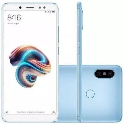 celular xiaomi redmi note 5 64gb 4gb 5.99 pelicula e capa!!!