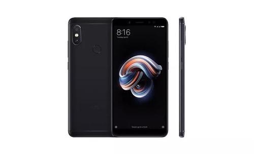 celular xiaomi redmi note 5 64gb 4gb ram + capa + peli vidro