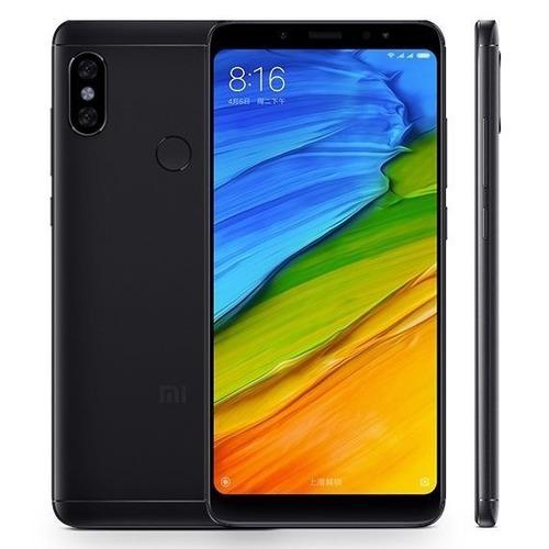 celular xiaomi redmi note 5 black 64gb 4gram envio24h + capa