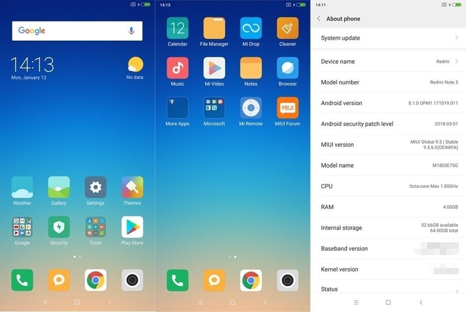 Xiaomi Redmi Note 4 Ganha Versão Com 4 Gb De Ram E 64 Gb: Celular Xiaomi Redmi Note 5 Pro 64gb 4gb Global 12x Sem