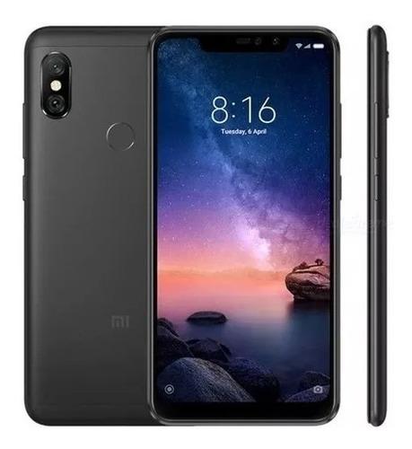 celular xiaomi redmi note 6 pro- 64 gb - black