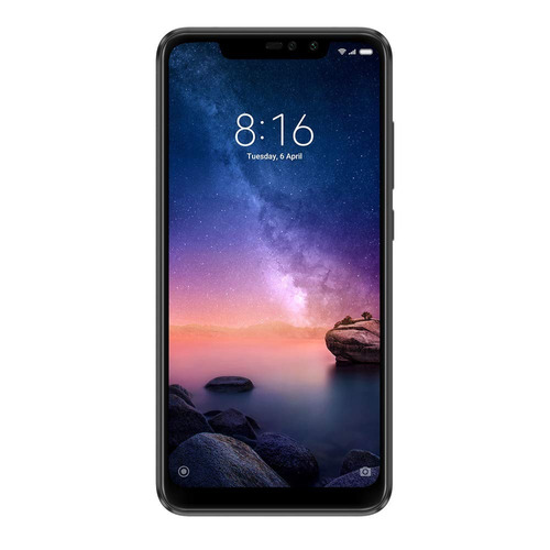 celular xiaomi redmi note 6 pro 64gb 4gb +capa+película+fone