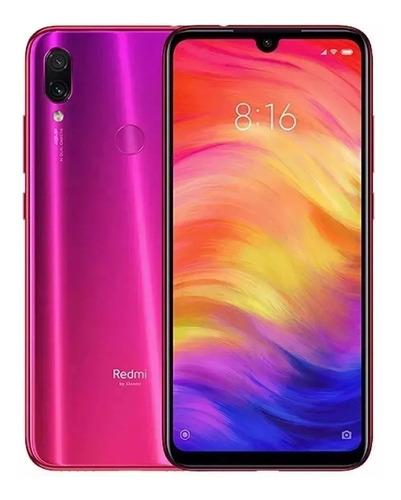 celular xiaomi redmi note 7 - 128gb - fone capa pelicula 12x