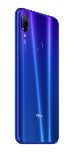 celular xiaomi redmi note 7 64/4gb 6.3  + película+capa+fone