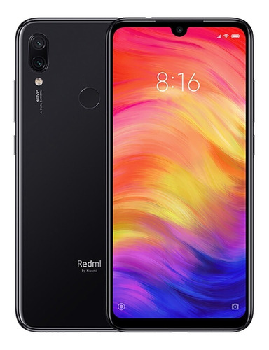 celular xiaomi redmi note 7 64gb 4gb ram 4g lte dual sim