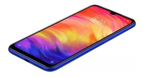 celular xiaomi redmi note 7 64gb azul