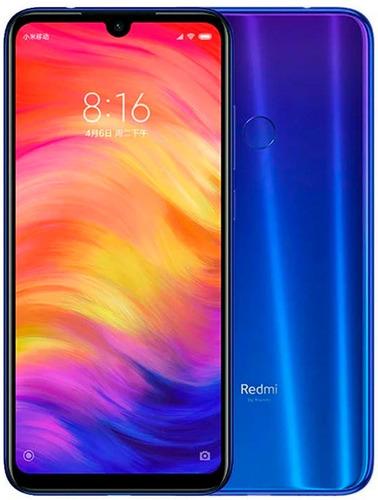 celular xiaomi redmi note 7 64gb camara 48mp + 13mp ram 4gb