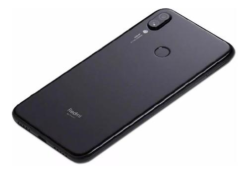 celular xiaomi redmi note 7 - 64gb fone pelicula capa - 12x