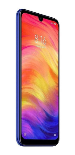 celular xiaomi redmi note 7 64gb global capa + película