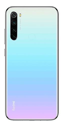 celular xiaomi redmi note 8 / 128gb/ 48mp+ forro + vidrio 5d