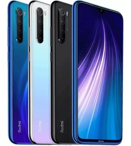celular xiaomi redmi note 8 64gb camara 48mp + 8mp ram 4gb