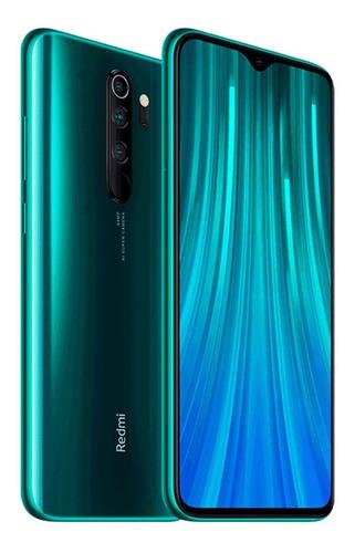 celular xiaomi redmi note 8 pro /128gb/64mp/ 6 ram + forro