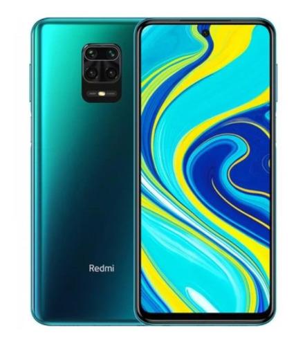 celular xiaomi redmi note 9s 128gb 6gb blue dual  zonatecno