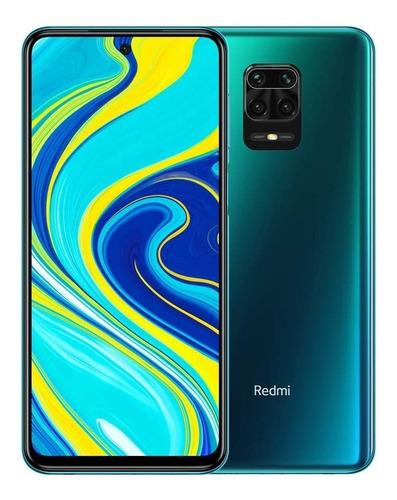 celular xiaomi redmi note 9s 4gb 64gb v. global + capa