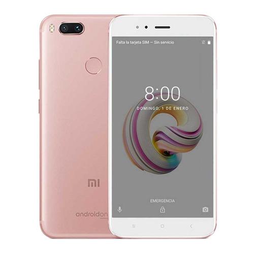 celular xiaomi rosa mi a1 5.5 4gb 64gb 12mp