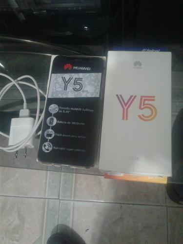 celular y5 huawei liberado lo compre hace dos semanas
