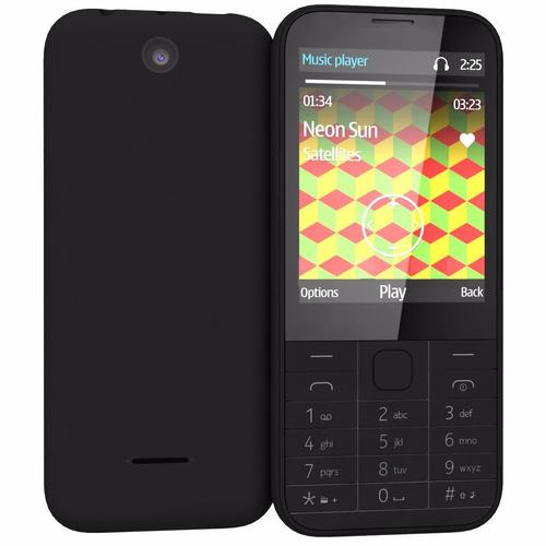 celular zoom 225 cámara dual sim pantalla grande mp3
