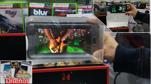 celular zoom pantalla oferta unico jakers uruguay tarjetas