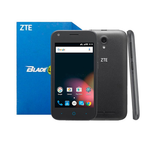 celular zte blade l110 pantalla 4 4gb android 5mp 3g nuevo