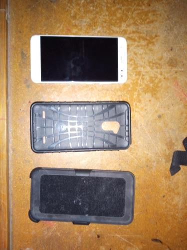 celular zte blade v6 plus gris plata