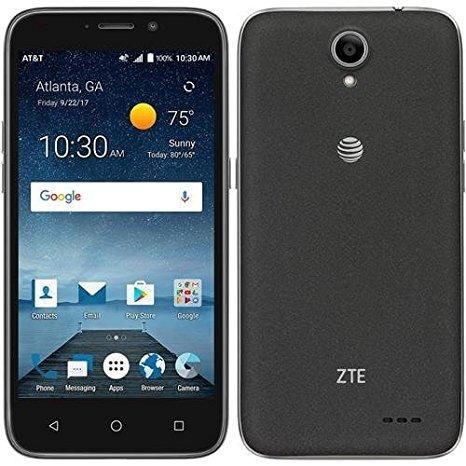 celular zte maven 3 android 7.1 4g lte 8 gb 1 gb ram factura
