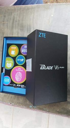 celular zte v6 plus de la compañia telcel .