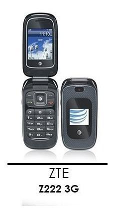 celular zte z222 3g telefono nuevo liberado