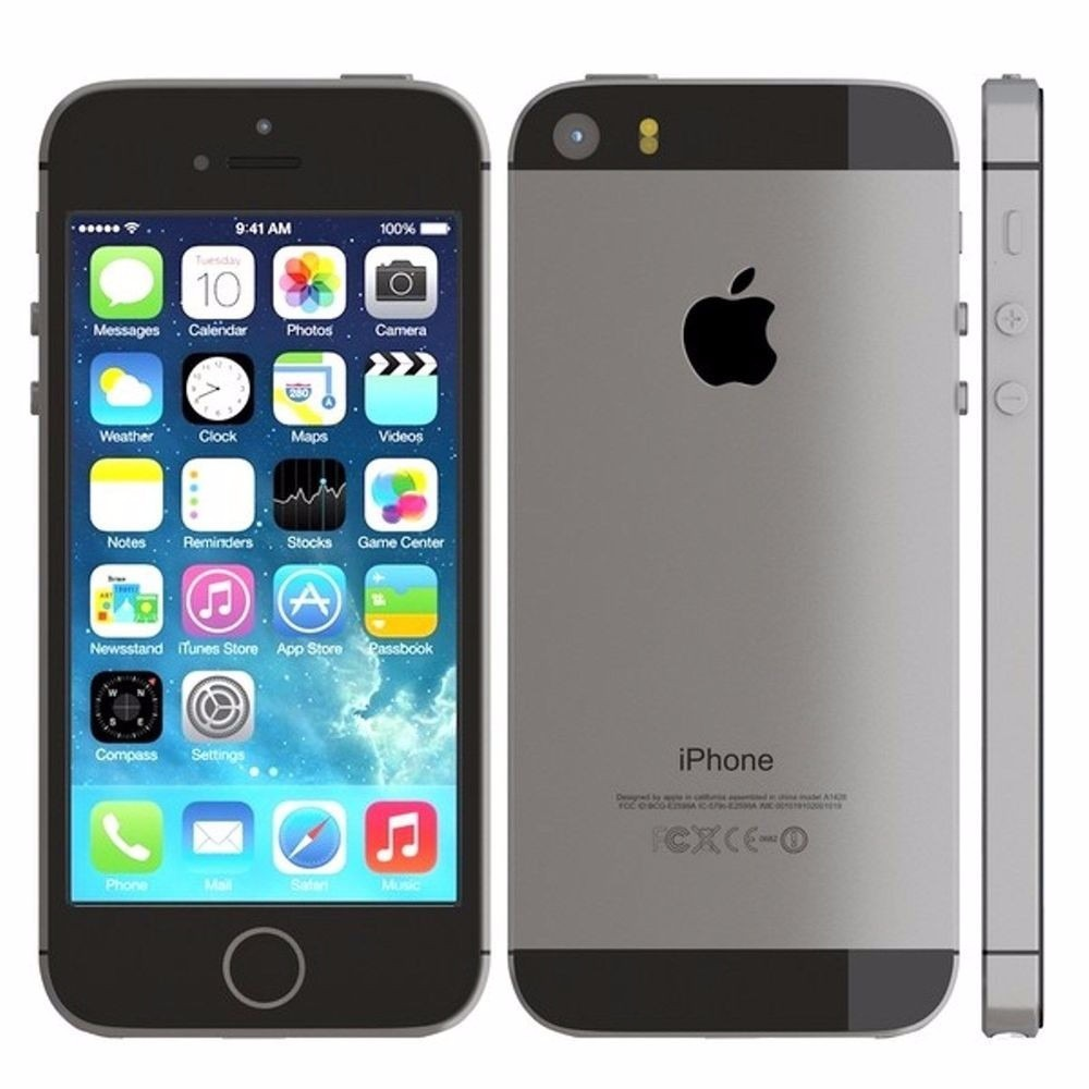 celulares apple iphone 5s 16gb libre original fabrica 4glte 5 en mercado libre. Black Bedroom Furniture Sets. Home Design Ideas