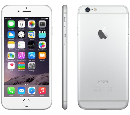 celulares apple iphone 6 caja acc. originales todos colores!